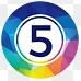 5 радуга
